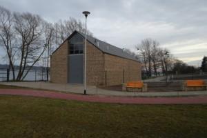 Jezioro Żarnowieckie z nową infrastrukturą sportowo-rekreacyjną