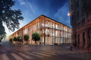 OVO Grąbczewscy Architekci z wyróżnieniem w konkursie na muzeum