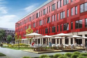 Rozpoczęła się budowa trzeciego etapu Poleczki Business Park