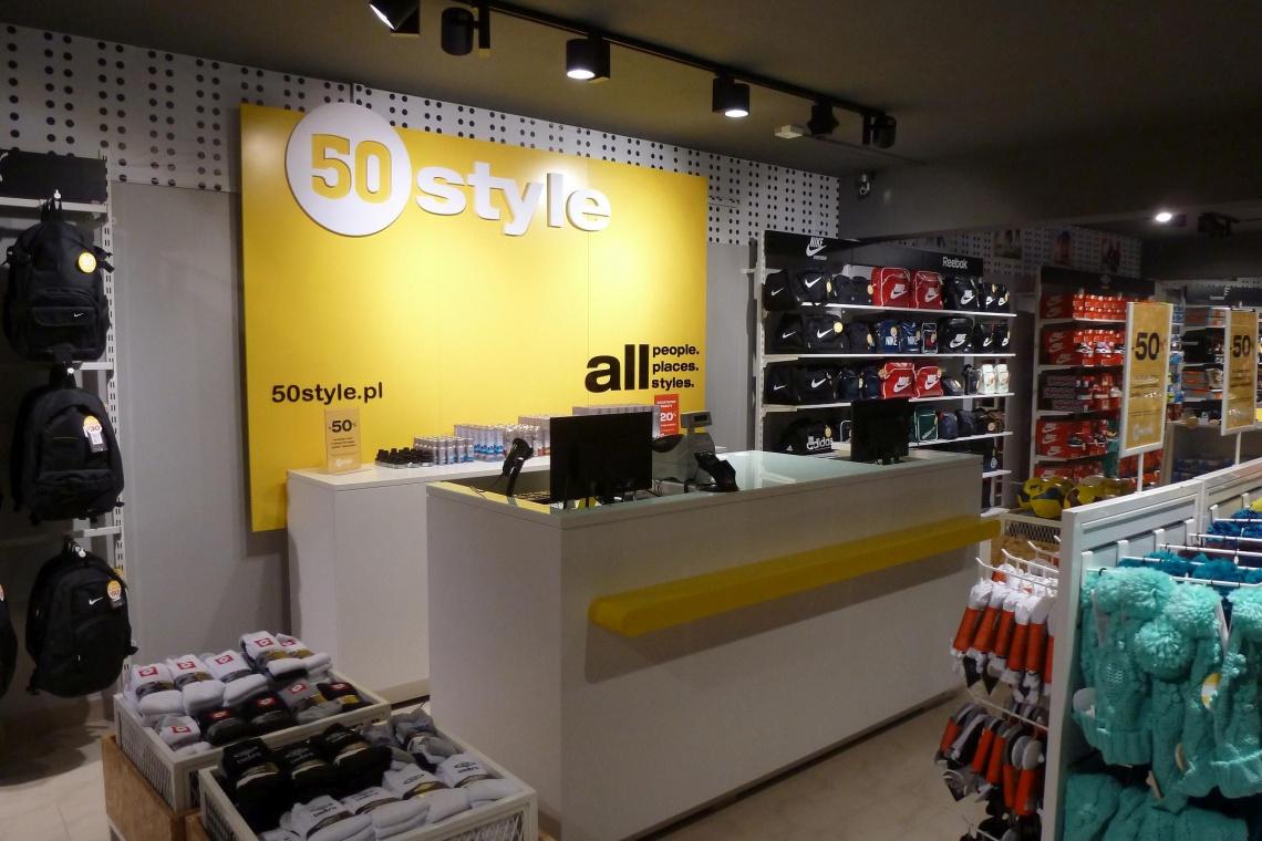 Salon 50 style w Galerii Rondo Center