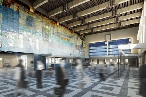 Co słychać na budowie dworca w Gliwicach?