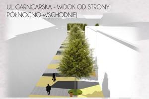 Tak mogła wyglądać przestrzeń wokół ulic Taczaka i Garncarskiej w Poznaniu