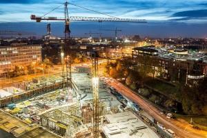 OVO Wrocław podsumowuje rok i trwającą od kwietnia budowę