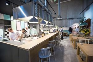 Projekt Kuchnia to nowoczesne miejsce slow food