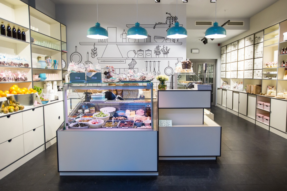 Projekt Kuchnia To Nowoczesne Miejsce Slow Food Architektura