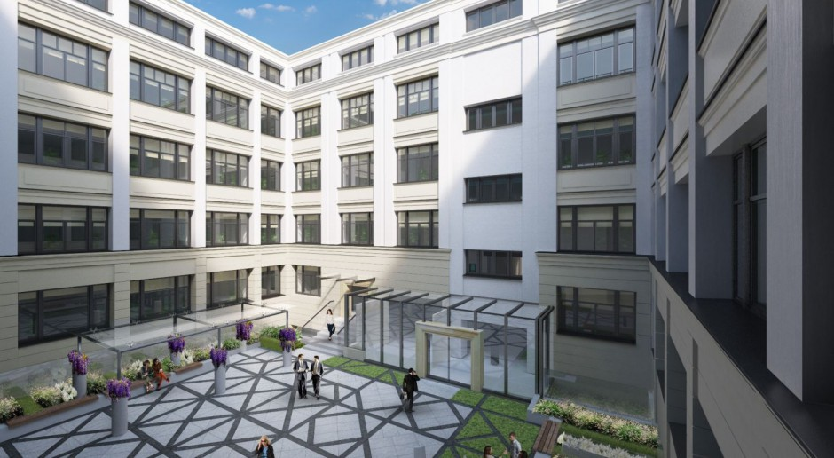 Nowa zabudowa Muranowa stymuluje życie miejskie