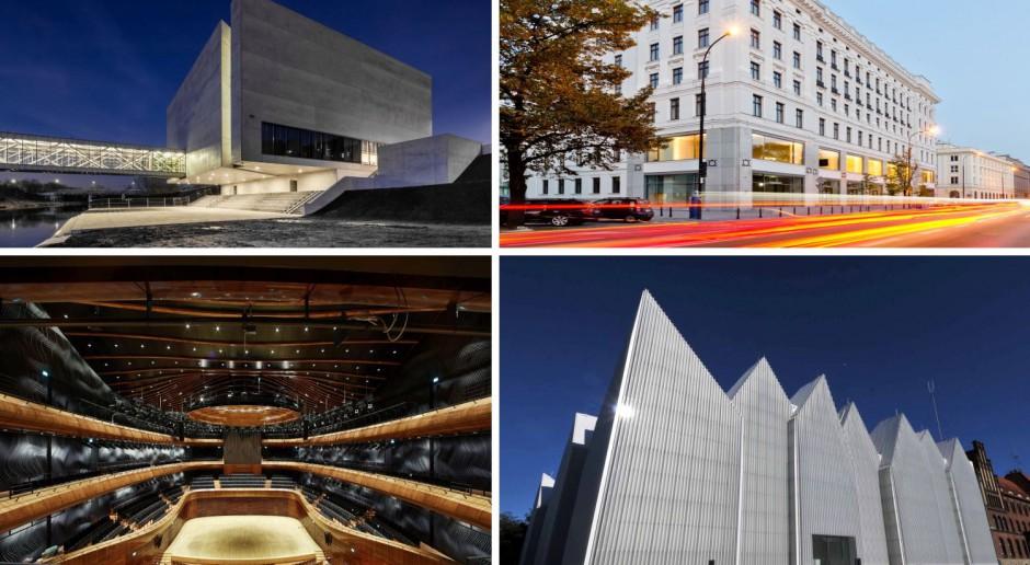 Architekci w telewizji porozmawiają o współczesnej architekturze w Polsce