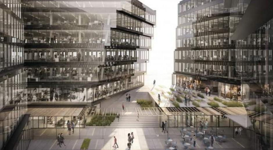 JEMS Architekci zaprojektowali nowoczesne biurowce w Lublinie