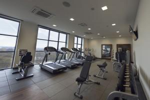 Zobacz strefę SPA & Health Club w DoubleTree by Hilton Łódź