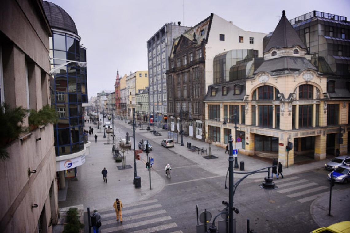 Jak zmieni się Łódź po rewitalizacji społecznej centrum?