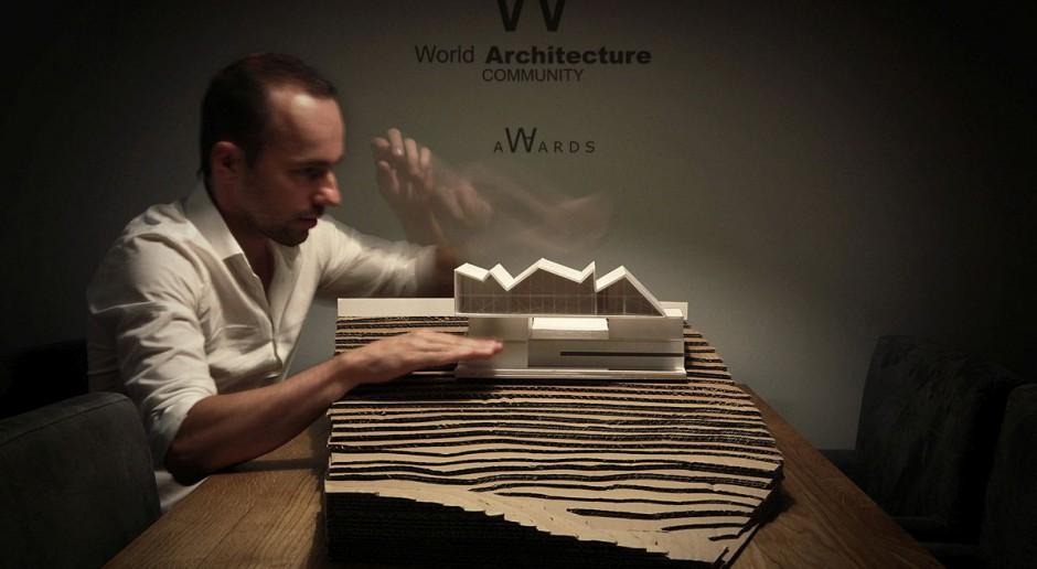 BXBstudio z nagrodą World Architecture Community