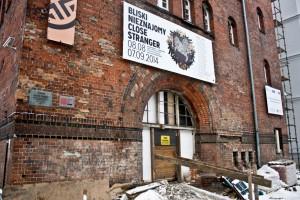 Trwają prace przy zabytkowym CSW Łaźnia w Gdańsku