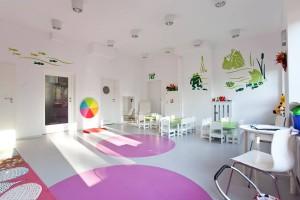 Bajkowe przedszkola, które zachwycają designem