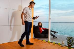 Houseboat, czyli mieszkaj na wodzie