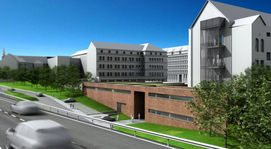 Błaszczyk i Samborski zaprojektowali halę sportową w Szczecinie