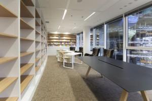 Grupa 5 Architekci zaprojektowała biuro dla Frontex w Warsaw Spire
