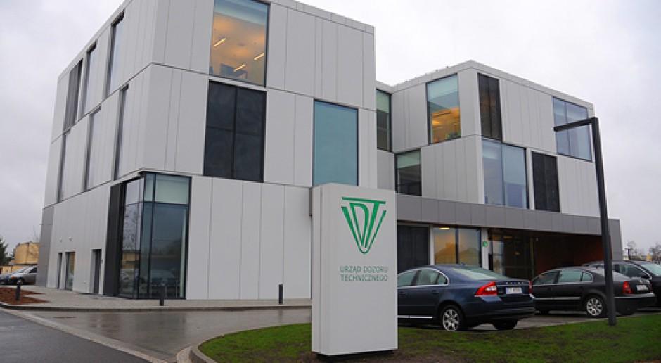 Bydgoszcz: Urząd Dozoru Technicznego oficjalnie otwarty