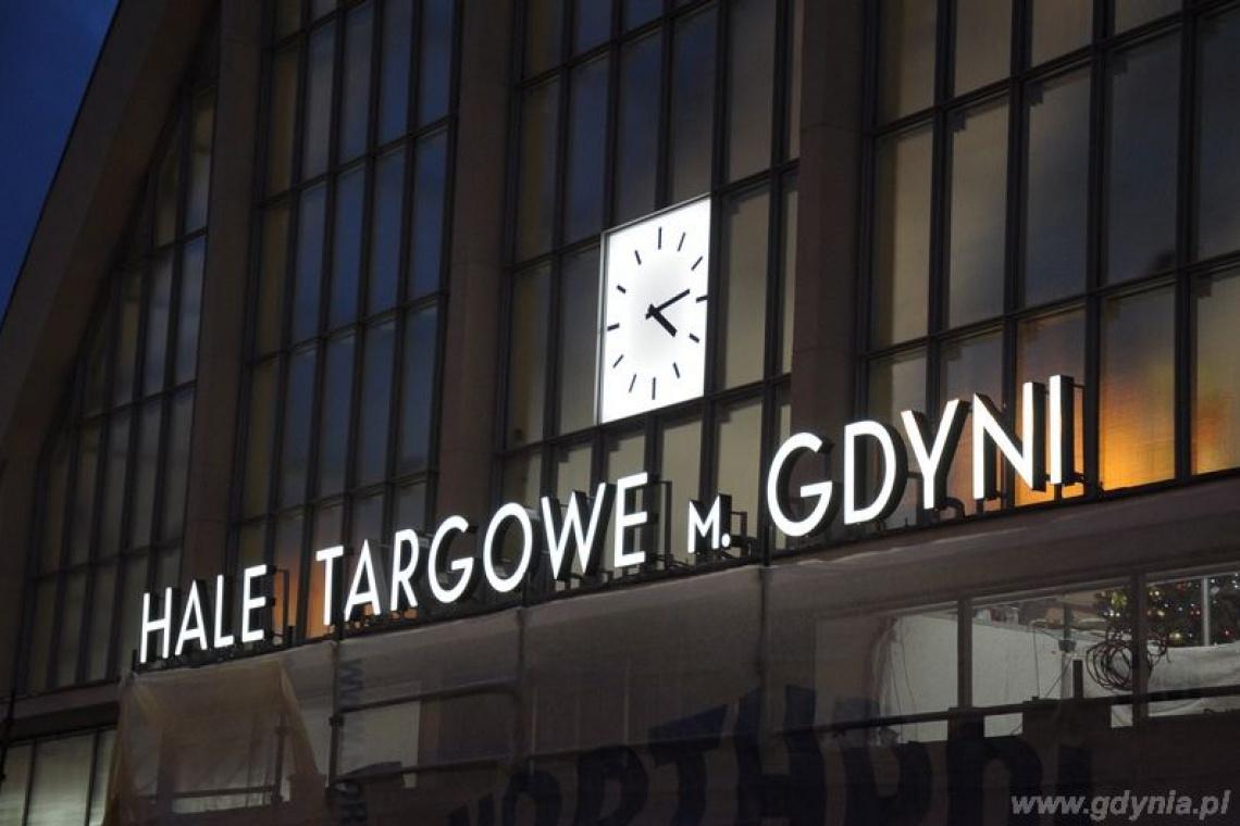 Gdyńskie hale targowe wracają do przedwojennej świetności