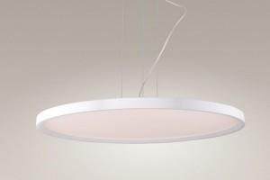 Lampy nie tylko oświetlają wnętrze, ale też zdobią