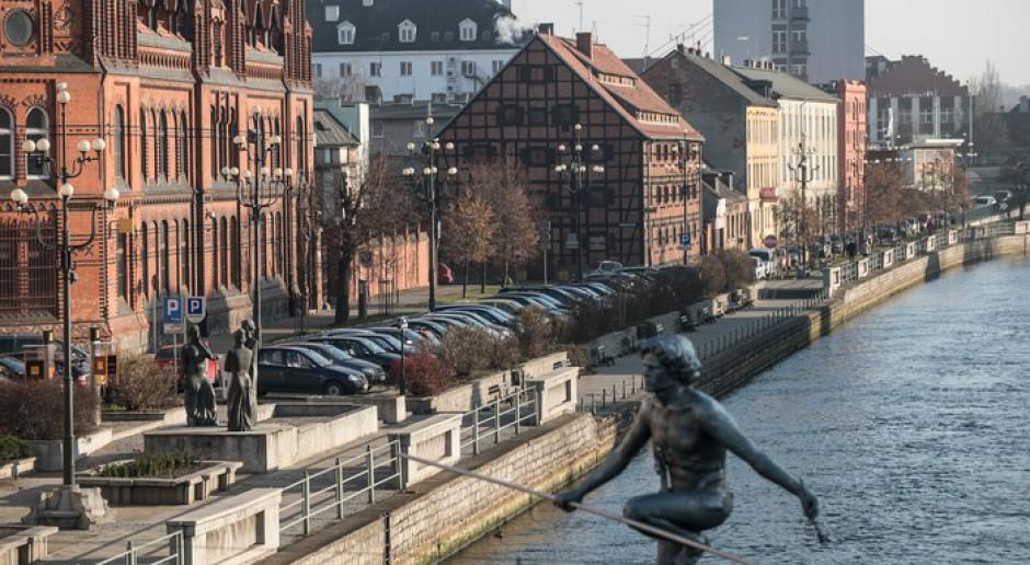 Bydgoszcz wie jak ważna jest rewitalizacja bulwarów