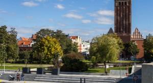 Wieża zabytkowej katedry w Elblągu już otwarta