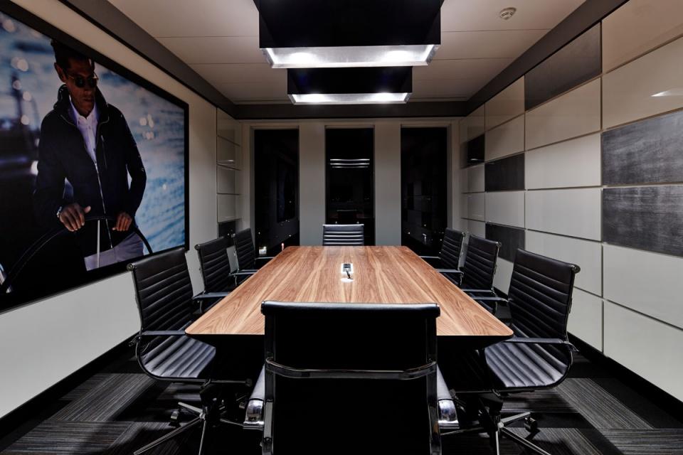 Top 7 Designerskie Oświetlenie W Sali Konferencyjnej