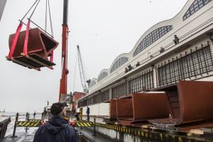 Słynny transatlantyk Batory wraca do Gdyni