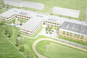 Taką propozycję na szkołę mieli LWS Architekci