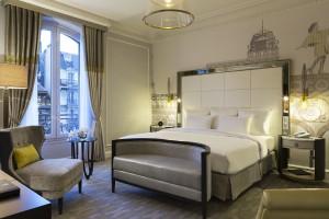 Hilton Paris Opera w nowej i eleganckiej odsłonie