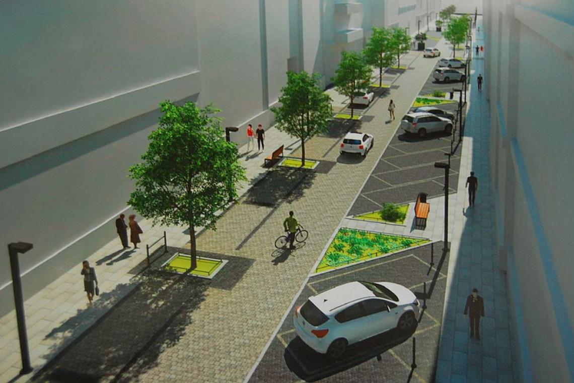 Tak będzie wyglądał rejon ulic Taczaka i Garncarskiej w Poznaniu