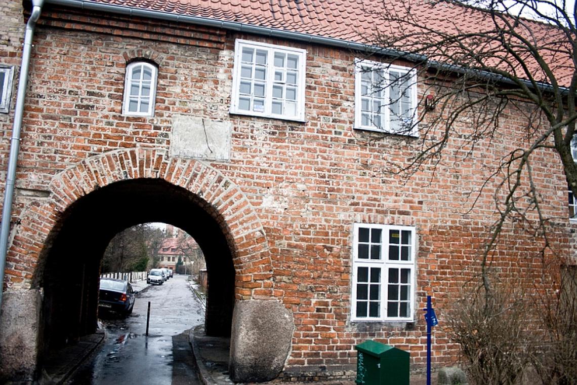 Dom Zarazy w Gdańsku zostanie odnowiony