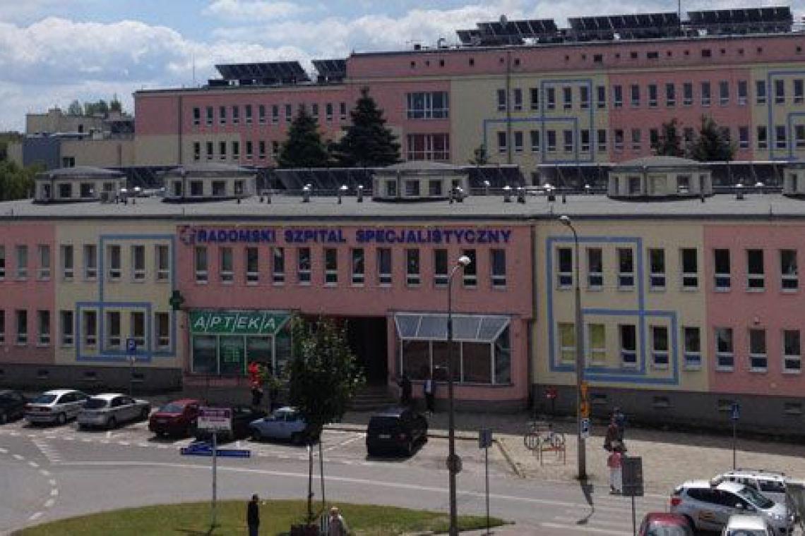 Proj-Przem i Skala zaprojektują rozbudowę Radomskiego Szpitala