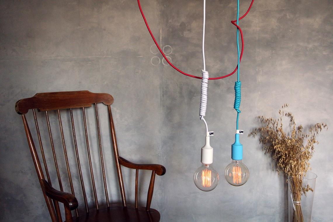 Te lampy są naprawdę minimalistyczne