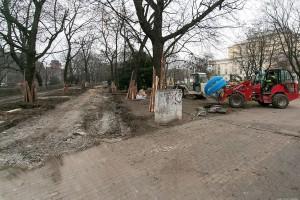Wrocław: Rozpoczęła się rewitalizacja Promenady Staromiejskiej
