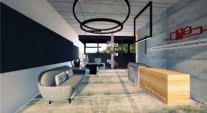 Takie będą wnętrza innowacyjnego biurowca DLJM System