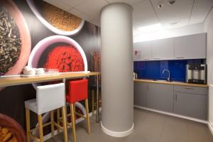 Bank Pocztowy ma biuro w domowym klimacie od JMP Service