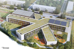 Taki pomysł na szkołę mieli Stoprocent Architekci