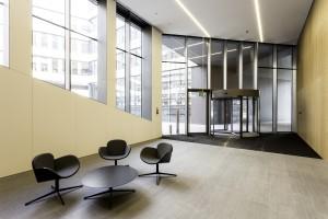 Zobacz TOP 6 reprezentacyjnych recepcji w nowoczesnych biurowcach