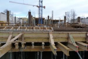 Budowa Dekady Malbork już przekroczyła półmetek