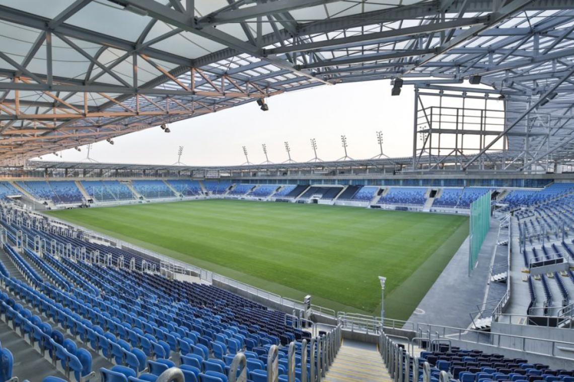 Nowy stadion w Radomiu powstanie według projektu Estudio Lamela