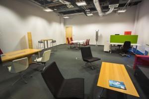 Zobacz jak wyglądają biura na Stadionie Narodowym
