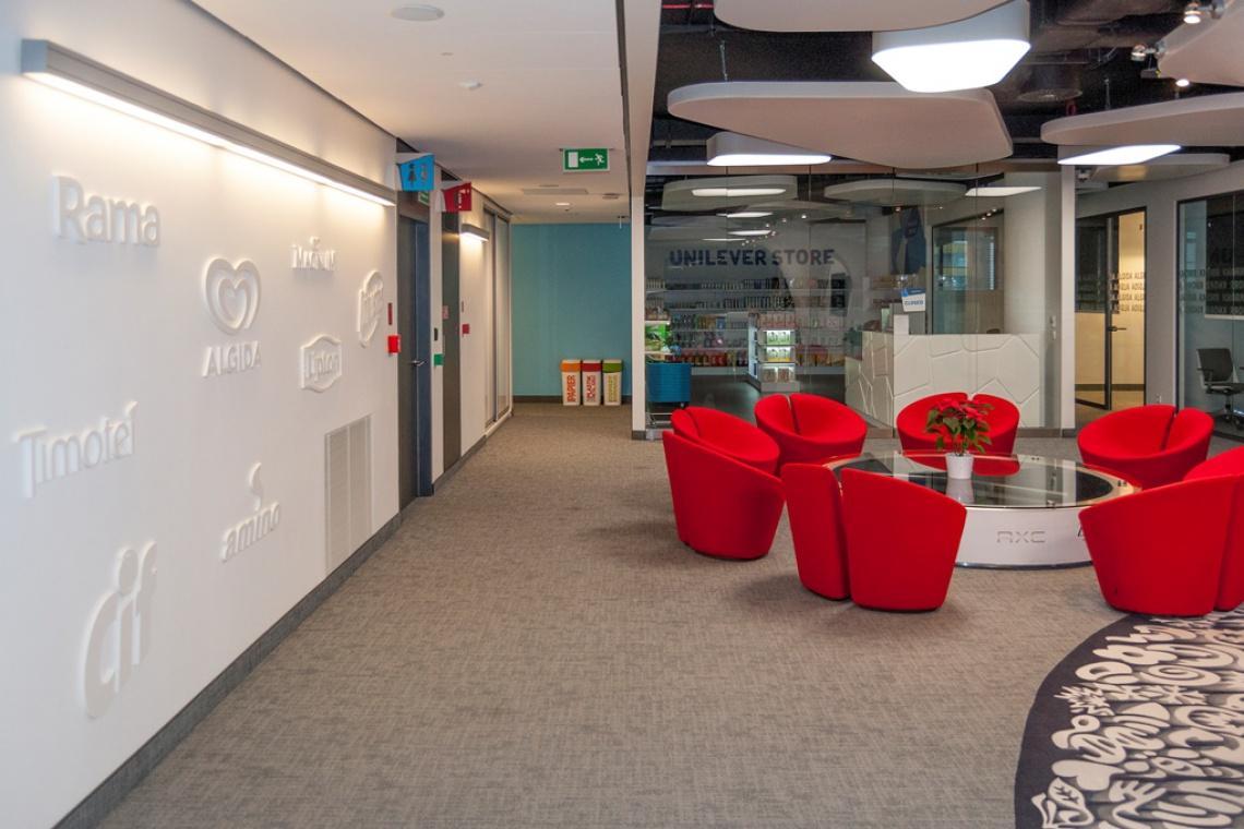 Zaglądamy do biura głównego Unilever Polska