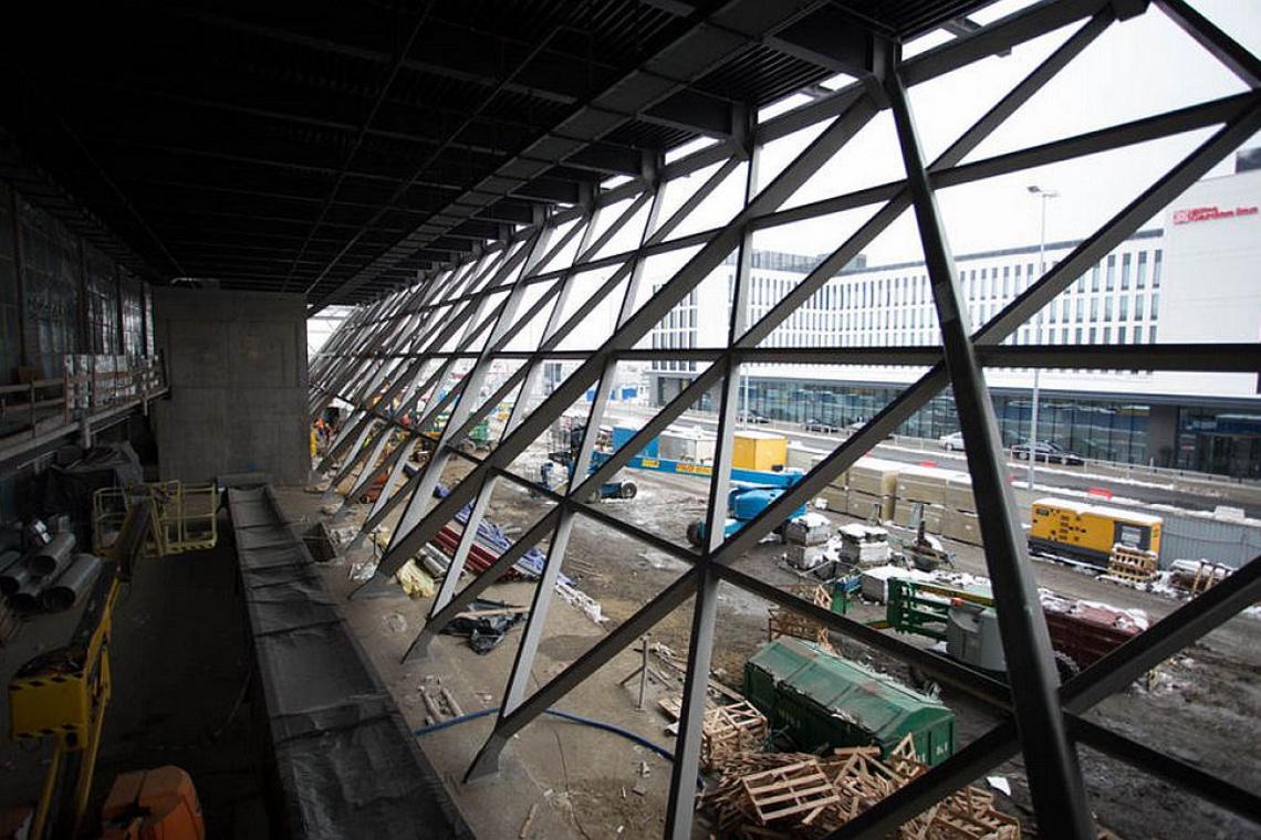 Co się dzieje na budowie Kraków Airport?