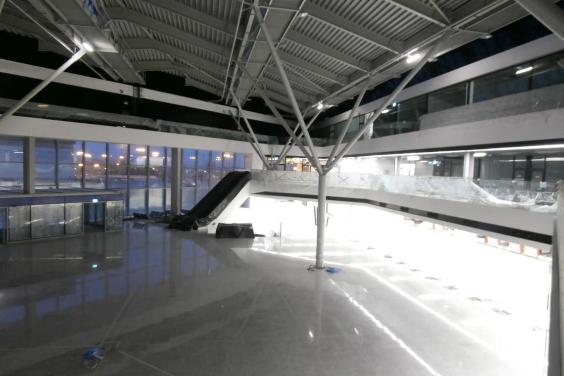 Nowoczesne technologie na nowo otwartym terminalu Lotniska Okęcie