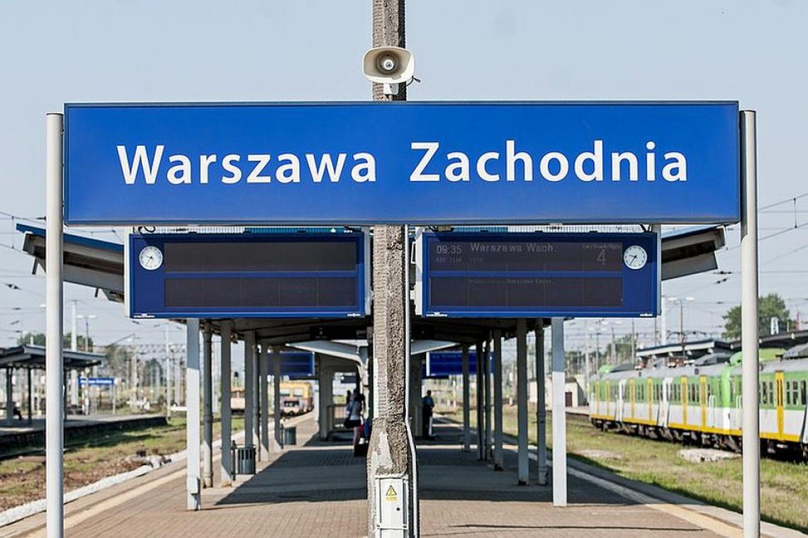 Nowa koncepcja stacji Warszawa Zachodnia