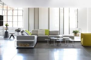 Designer Victor Vasilev zaprojektował sofę Grafo