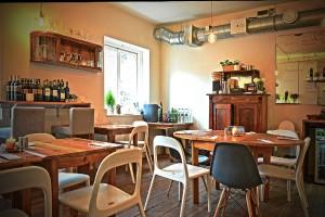 Wyjątkowa atmosfera w restauracji A nuż widelec