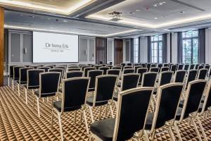 Hotele stawiają na nowoczesny design sal konferencyjnych
