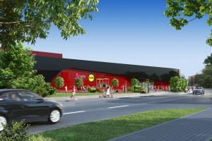 MWM Architekci zaprojektowali Galerię Królewską w Sandomierzu