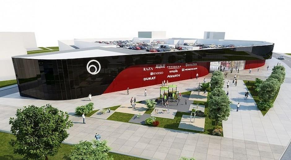 Z czego będzie elewacja Galerii Królewskiej projektu MWM Architekci?